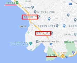樋口可弥子の小学校と中学校